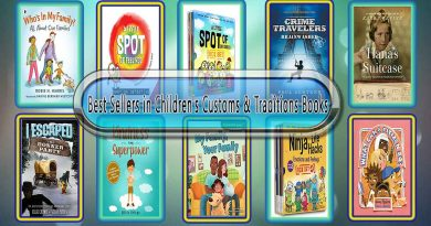 Top 10 Must Read Customs & Traditions Best Selling Kids Novels