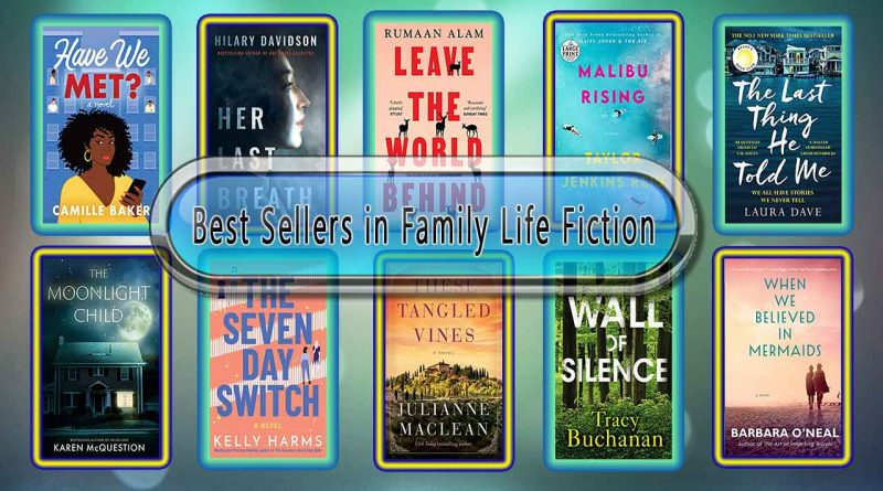 Top 10 Must Read Family Life Best Selling Novels
