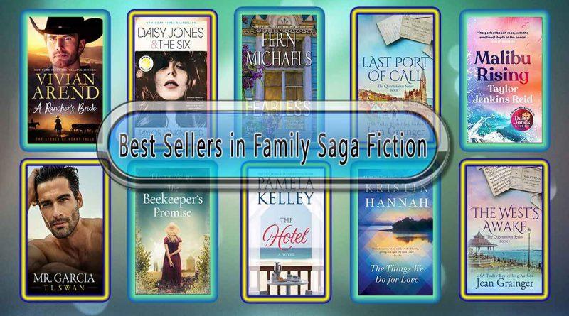 Top 10 Must Read Family Saga Best Selling Novels