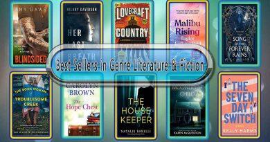 Top 10 Must Read Genre Fiction Best Selling Novels