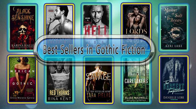 Top 10 Must Read Gothic Best Selling Novels