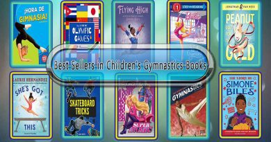 Top 10 Must Read Gymnastics Best Selling Kids Novels