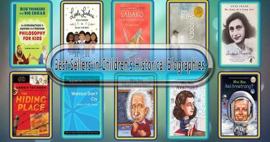 Top 10 Must Read Historical Best Selling Kids Novels