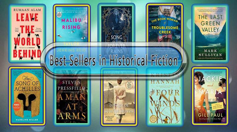 Top 10 Must Read Historical Best Selling Novels