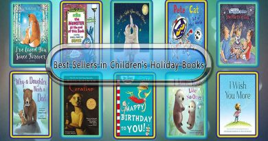 Top 10 Must Read Holiday Best Selling Kids Novels