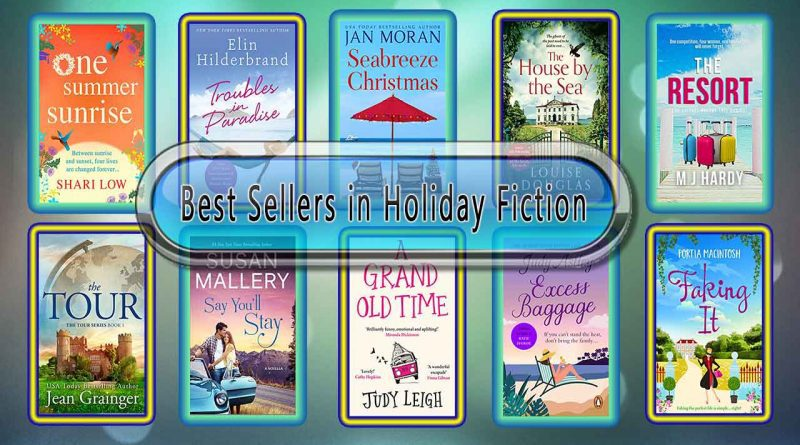 Top 10 Must Read Holiday Best Selling Novels