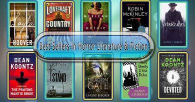 Top 10 Must Read Horror Best Selling Novels