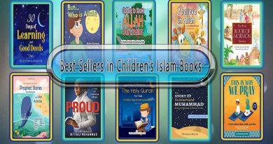 Top 10 Must Read Islam Best Selling Kids Novels
