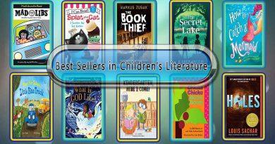Top 10 Must Read Literature Best Selling Kids Novels