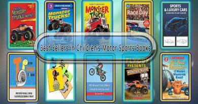 Top 10 Must Read Motor Sports Best Selling Kids Novels
