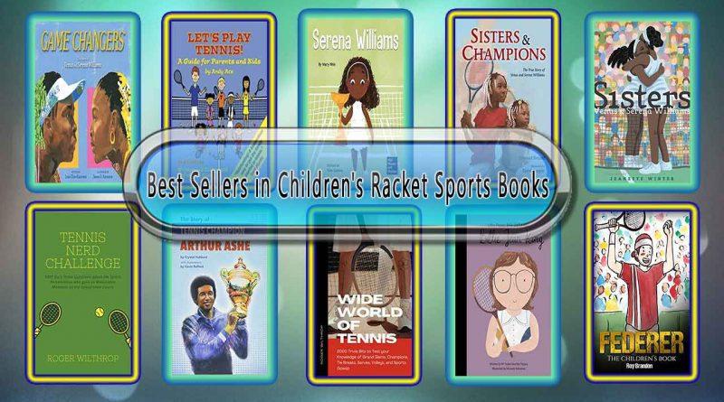 Top 10 Must Read Racket Sports Best Selling Kids Novels