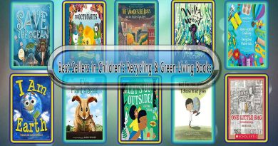 Top 10 Must Read Recycling & Green Living Best Selling Kids Novels