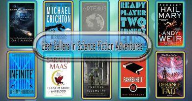 Top 10 Must Read Science Fiction Best Selling Novels