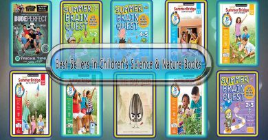 Top 10 Must Read Science & Nature Books Best Selling Kids Novels