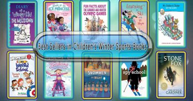 Top 10 Must Read Winter Sports Best Selling Kids Novels