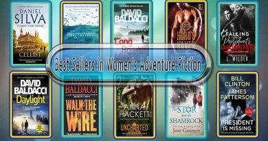 Top 10 Must Read Women's Adventure Best Selling Novels