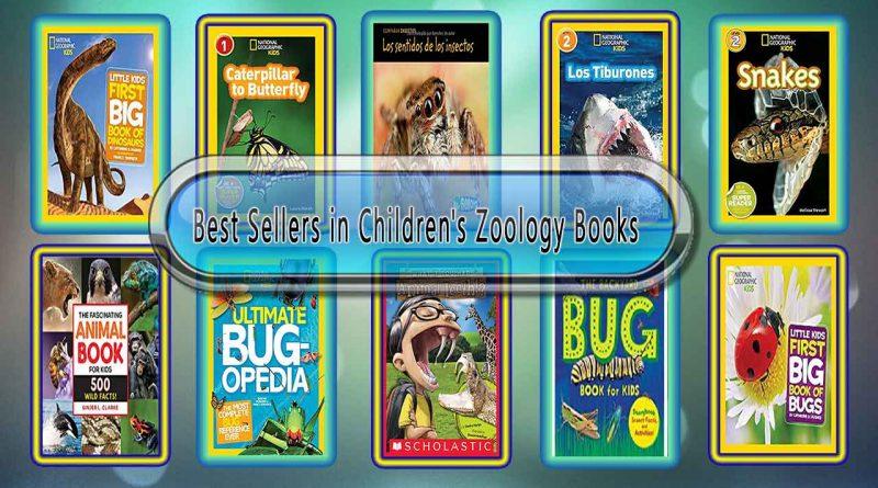 Top 10 Must Read Zoology Best Selling Kids Novels