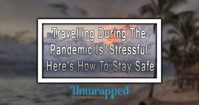 Travelling During The Pandemic Is Stressful: Here's How To Stay Safe