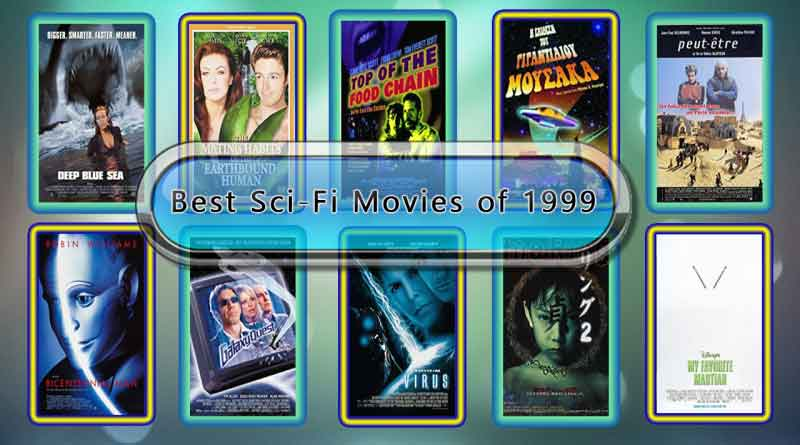 Best Sci-Fi Movies of 1999: Unwrapped Official Best 1999 Sci-Fi Films