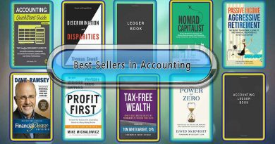 Best Sellers in Accounting
