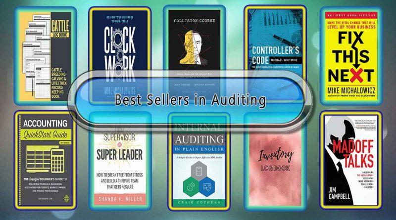 Best Sellers in Auditing