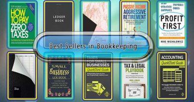 Best Sellers in Bookkeeping