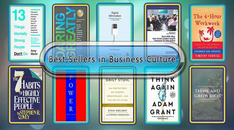 Best Sellers in Business Culture