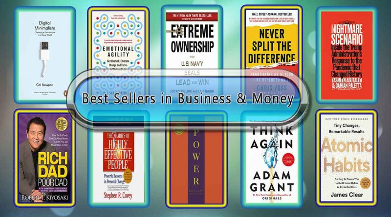 Best Sellers in Business & Money