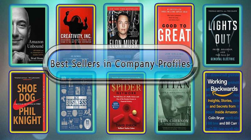 Best Sellers in Company Profiles