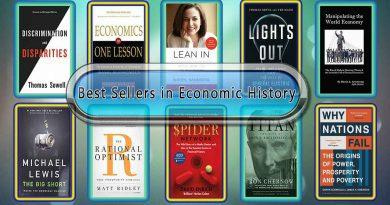 Best Sellers in Economic History