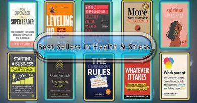 Best Sellers in Health & Stress