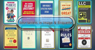 Best Sellers in Image & Etiquette