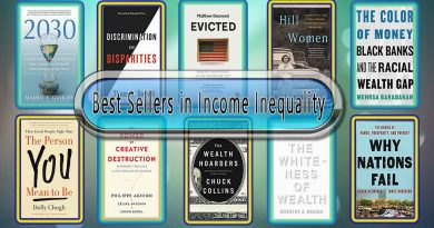 Best Sellers in Income Inequality