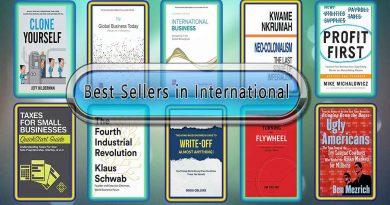 Best Sellers in International