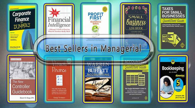 Best Sellers in Managerial