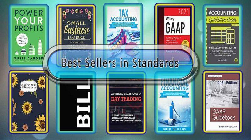 Best Sellers in Standards