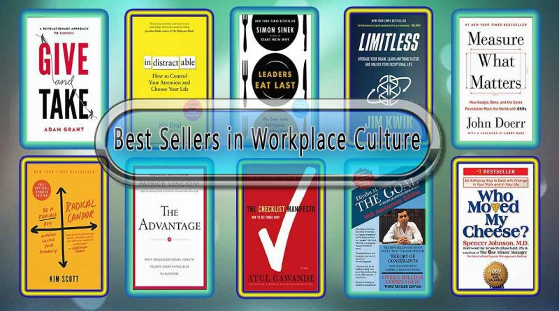 Best Sellers in Workplace Culture