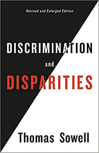 Discrimination and Disparities Hardcover