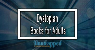 Dystopian Books for Adults