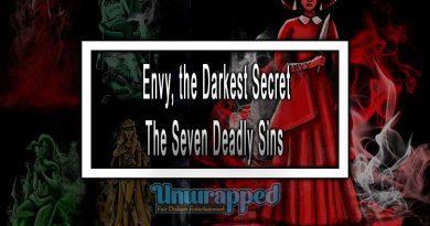 Envy, the Darkest Secret of the 7 Deadly Sins