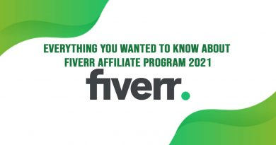 Everything You Wanted to Know about Fiverr Affiliate Program 2021