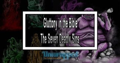Gluttony in the Bible