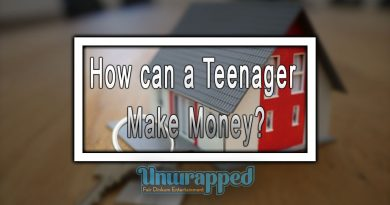 How can a Teenager Make Money?