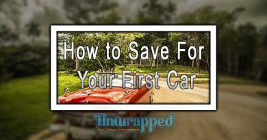 How to Save For Your First Car