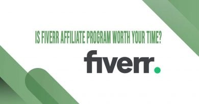 Is Fiverr Affiliate Program Worth Your Time?