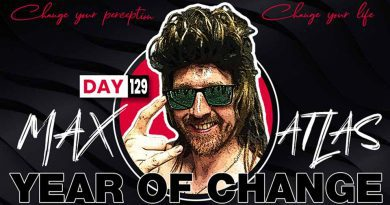 Max Ignatius Atlas Year Of Change Day 129
