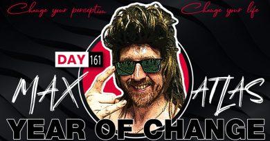 Max Ignatius Atlas Year Of Change Day 161