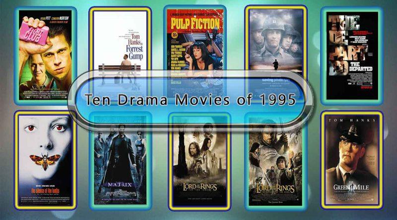 Ten Drama Movies Like Se7en (1995)