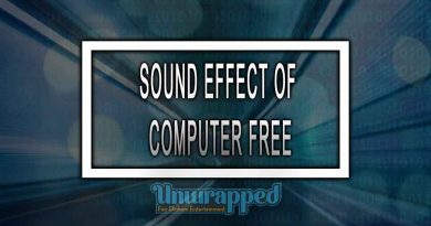 SOUND EFFECT OF COMPUTER FREE