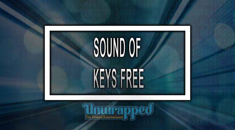 SOUND OF KEYS FREE